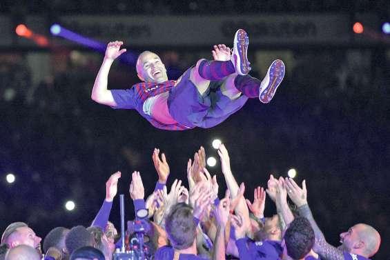 Iniesta ira au Mondial, mais pas Morata