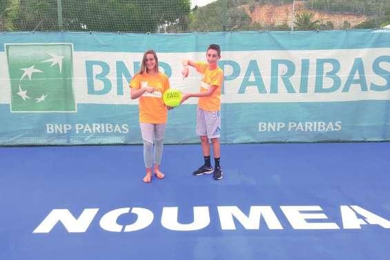 Deux petits Cagous partis pour Roland-Garros