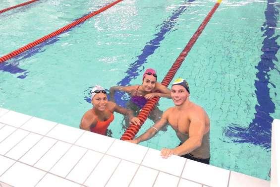 Fortunes diverses pour les nageurs à Saint-Raphaël