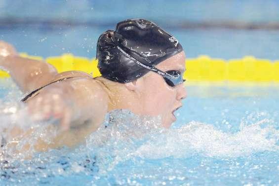 Lara Grangeon conserve son titre national sur 200 m papillon