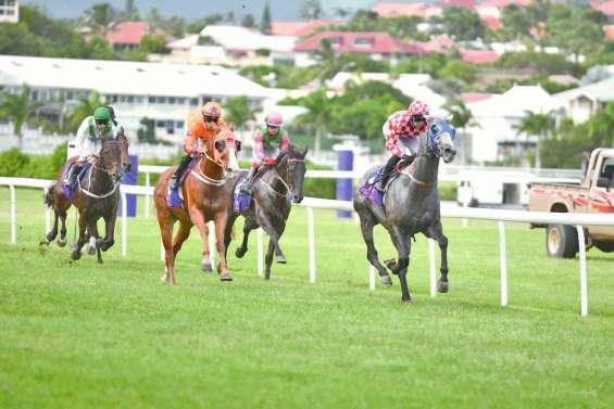Les courses de chevaux font leur retour à Henry-Milliard