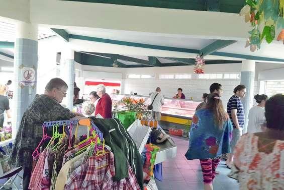 Un marché dédié à la robe mission le 30 juin