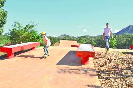 Le skatepark de La Coulée encore fermé… mais déjà utilisé