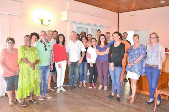 Un élan supplémentaire  à Bourail tourisme