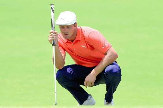 DeChambeau gagne sur le circuit PGA