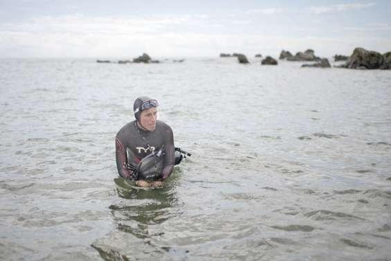 Le pari fou d'un Français amoureux des océans