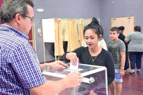 Un second tour avec quatre listes aux élections municipales partielles