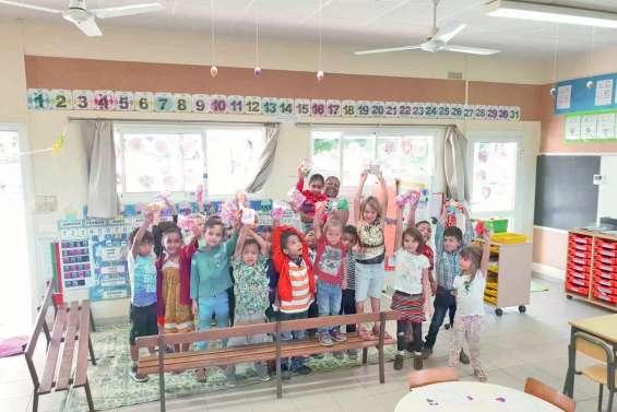 Une magnifique fête des Parents à l'école Léonie-Avril