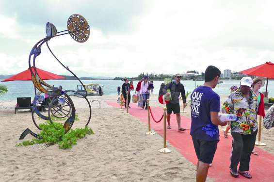 Près de 1 000 visiteurs à l'île aux Canards pour la journée mondiale de l'océan