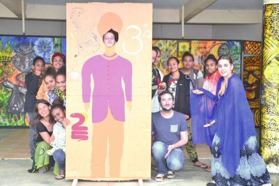 Une semaine en Inde  sans quitter le lycée