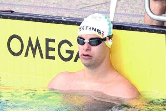 Michael Paiman en bronze aux Francede sport adapté