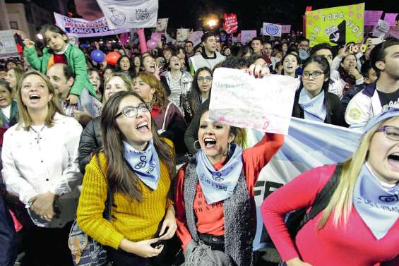 L'Argentine se prononce sur la légalisation de l'avortement