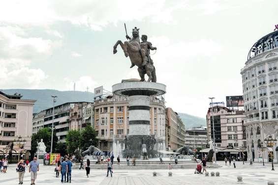La Macédoine a enfin un nom