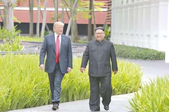 Trump-Kim : Tokyo reste très prudent
