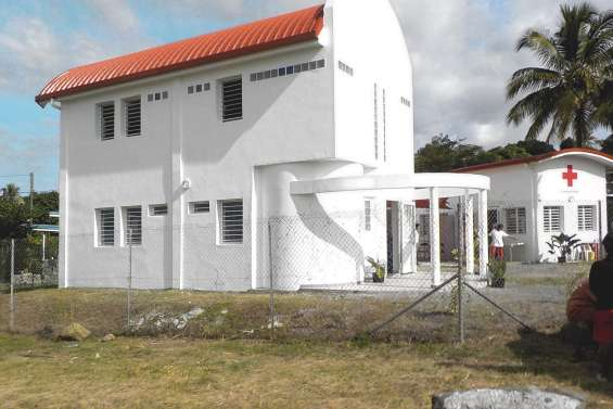 La Croix-Rouge a inauguré son extension