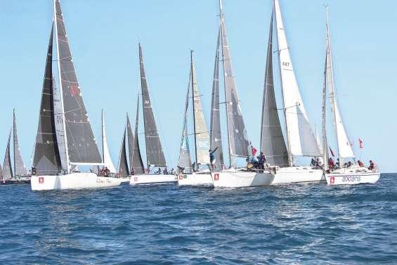 Le départ de la 6e édition de la Groupama Race est lancé