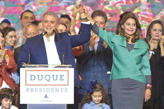 Ivan Duque, le champion du retour de la droite dure