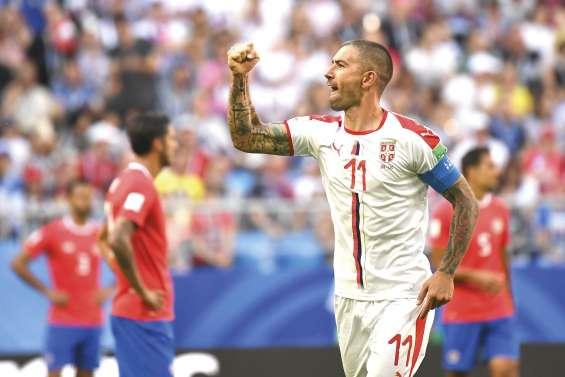 La Serbie transperce le Costa Rica