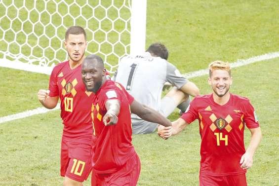La Belgique brise le rêve  des Panaméens