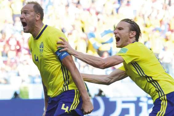 La Suède éteint la Corée du Sud sans forcer