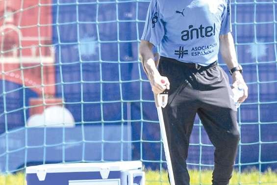 Derrière Cavani et Suarez, le maestro Tabarez