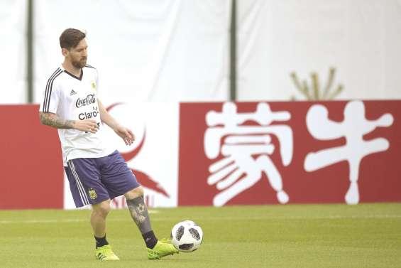 Argentine : « Messi va très bien »