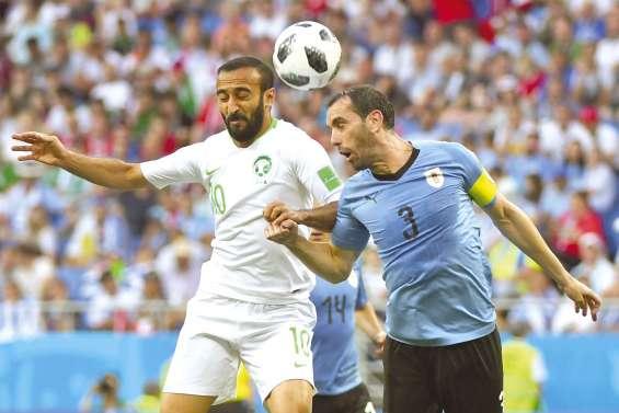 L'Uruguay rejoint la Russie en huitièmes de finale