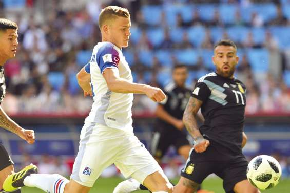 L'Islande veut confirmer face au Nigeria