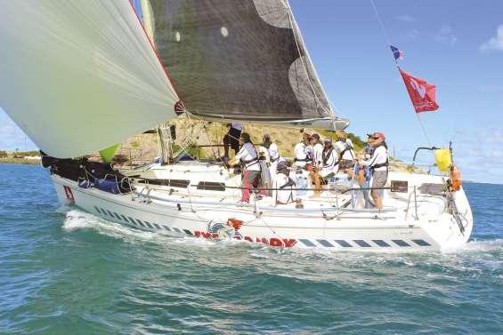Les premiers Calédoniens de la Groupama Race sont arrivés à bon port