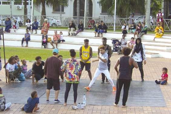 Les jeunes s'unissent pour promouvoir le dancehall