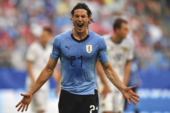L'Uruguay refroidit la Russie avant les huitièmes