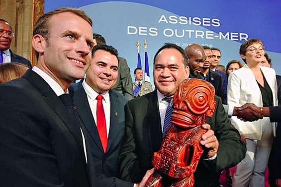 Un sommet France-Océanie à Papeete en 2019