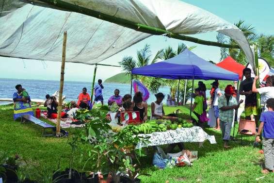 10 ans d'Unesco, ça se fête,  à la tribu de Gouaro