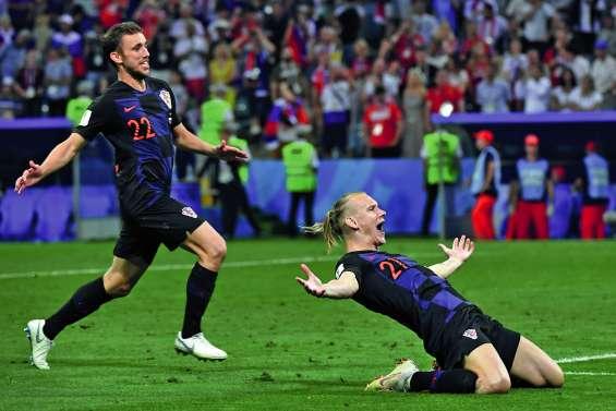 La Croatie gagne encore au bout du suspense
