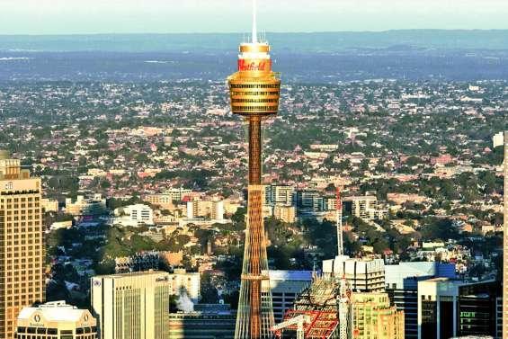 Un homme se suicide en sautant de la Sydney Tower Eye