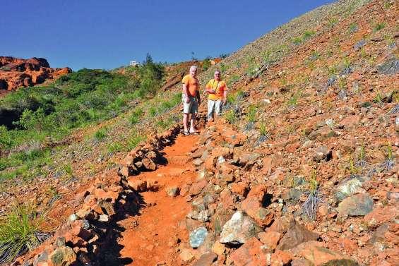 L'accès au cratère de la mine de chrome sécurisé par le SMA