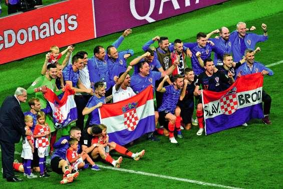 La Croatie s'offre enfin une finale de Coupe du monde