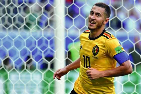 Eden Hazard bientôt à Madrid ?