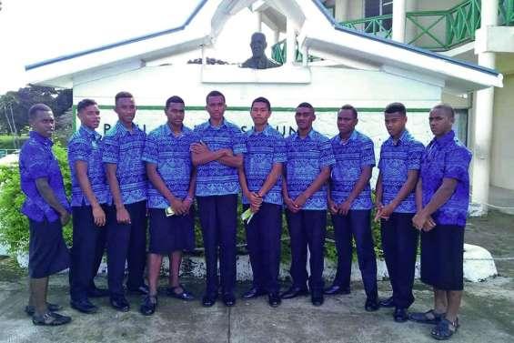 Les jeunes équipes étrangères débarquent en Calédonie