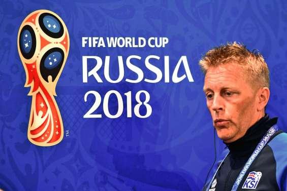 L'entraîneur islandais quitte son poste