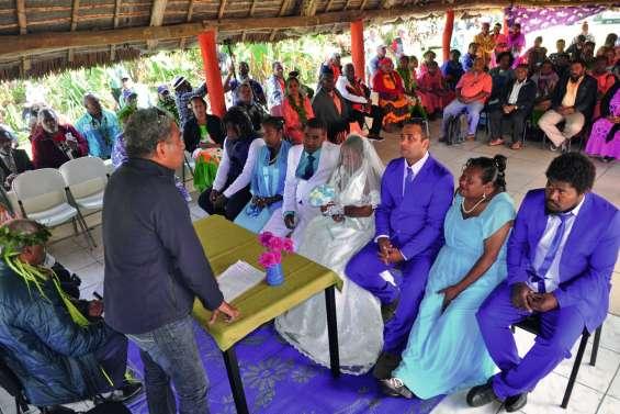 Jours de mariage à Wabao