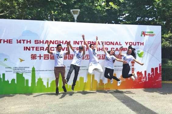 Cinq lycéens calédoniens à la rencontre de la culture chinoise