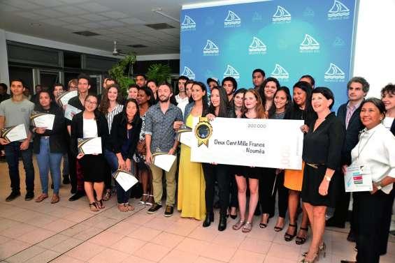 Quarante étudiants distingués pour leur parcours