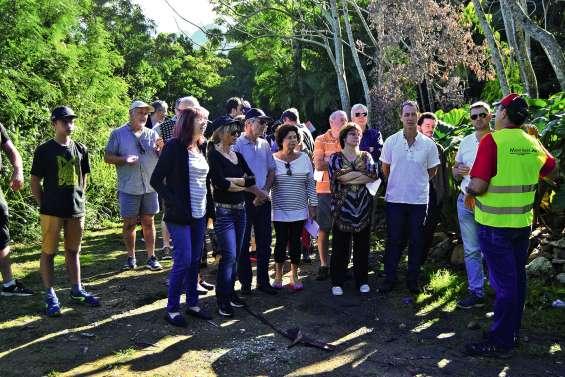 Des riverains de la pointe Cornaille inquiets du tracé du parcours santé