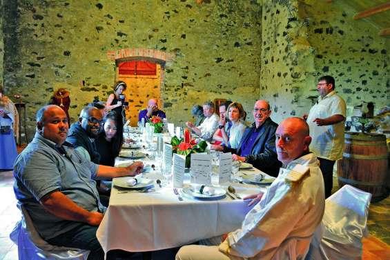 Les arts culinaires ont permis de voyager dans le temps à Fort Téremba