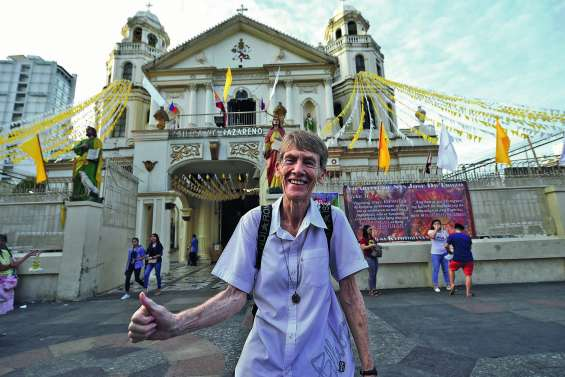 Manille veut expulser une religieuse