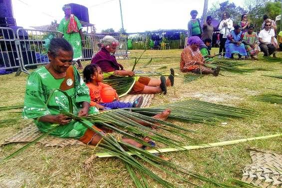 Iaaï fête le walei ce week-end à la tribu de Héo