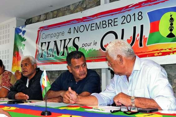 Référendum : le FLNKS lance sa campagne