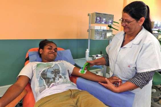 380 millilitres de générosité qui peuvent  sauver des vies