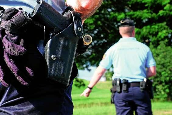 L'arme de service du gendarme de Thio était introuvable